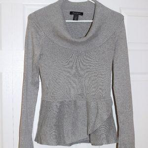 WHBM gray sweater